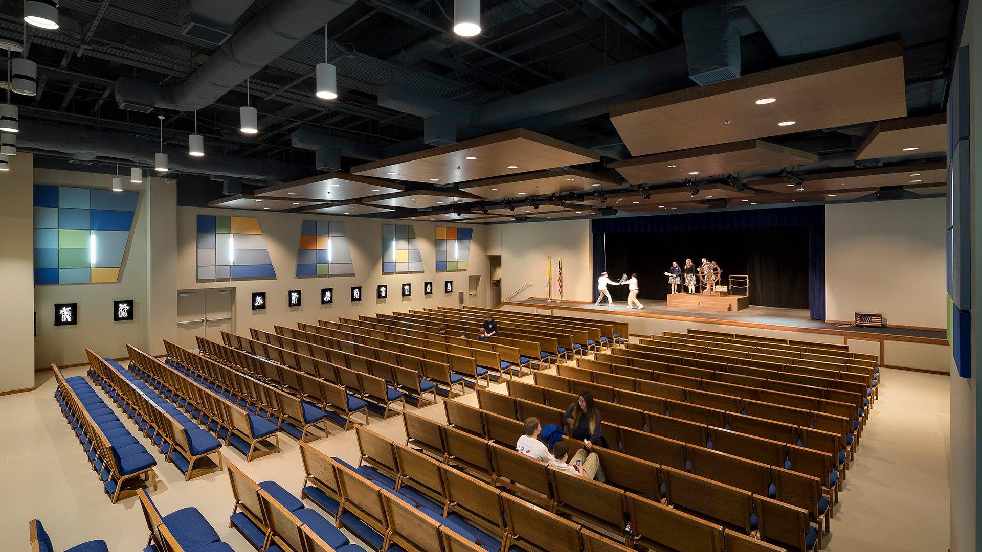 St. Joseph's Catholic School, The Saint John Paul II Center