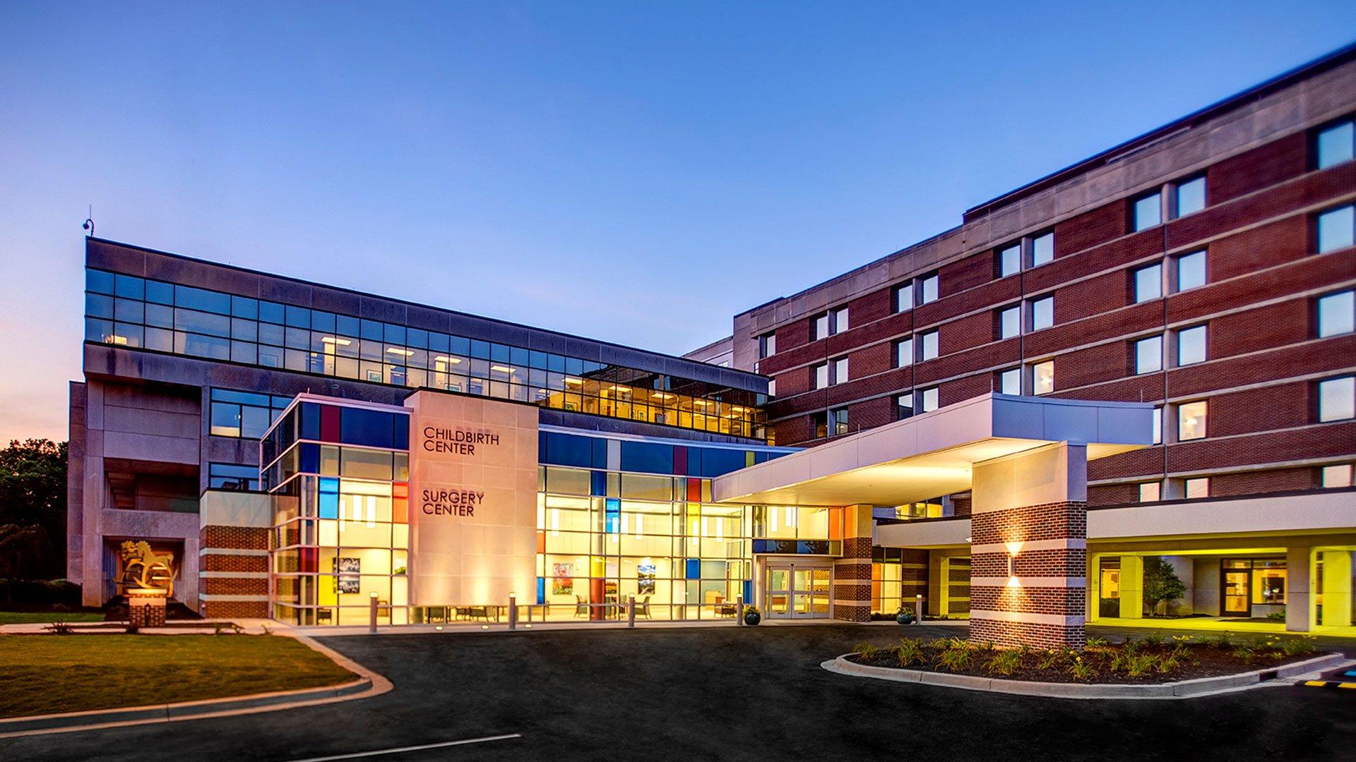 Self Regional Healthcare, Birthing Center + Ambulatory Care Center