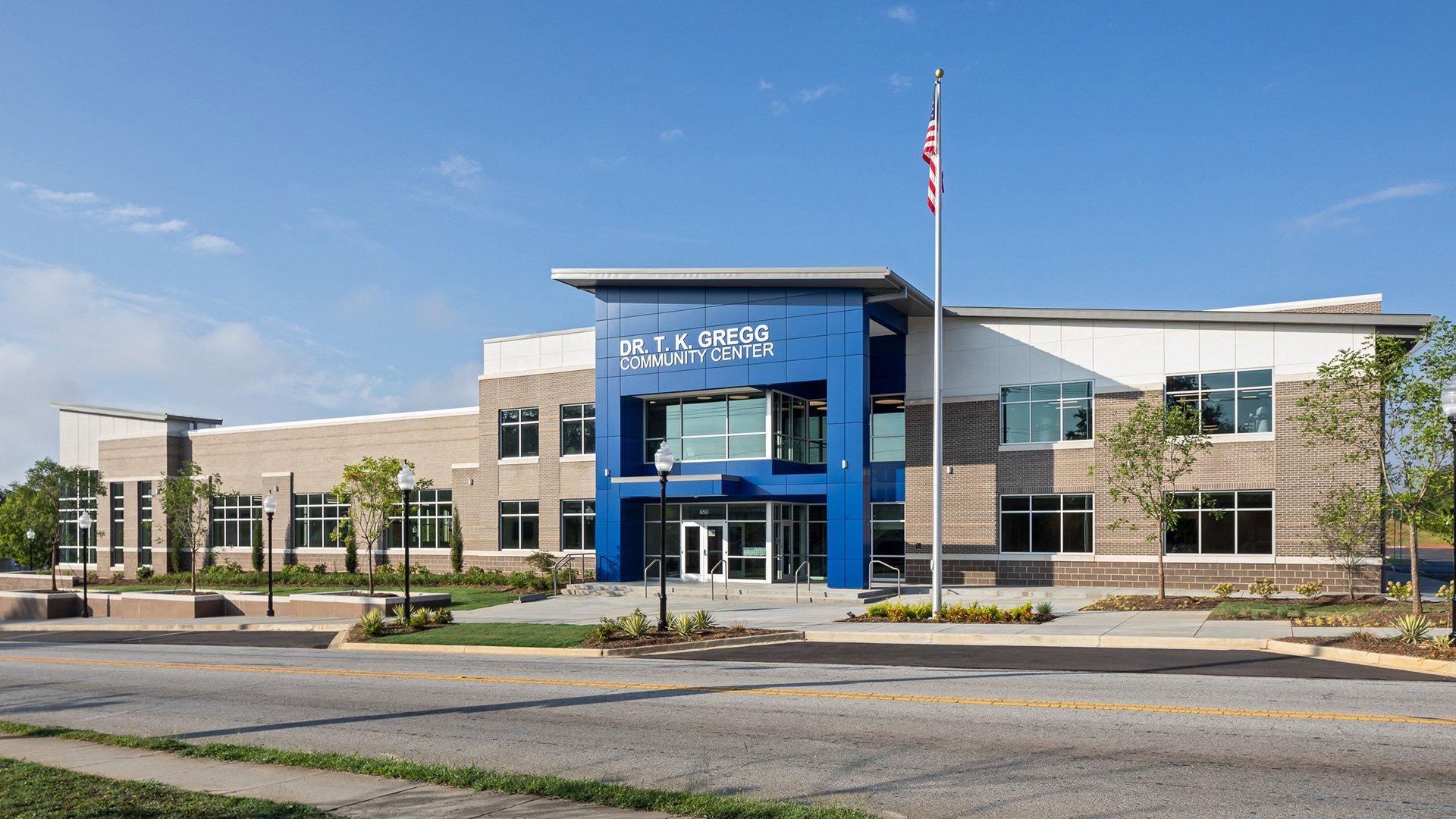 Dr. T.K. Gregg Community Center