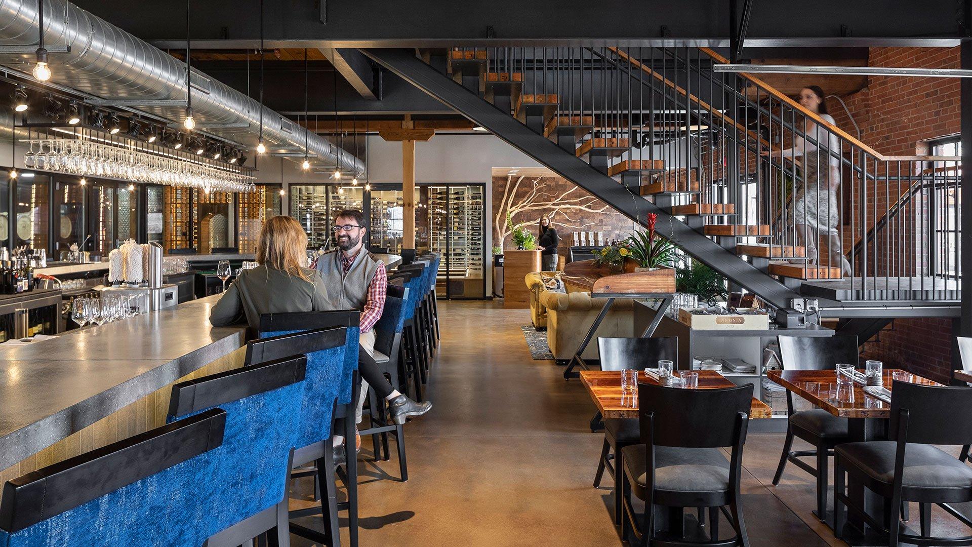 Urban Wren, Winery + Restaurant