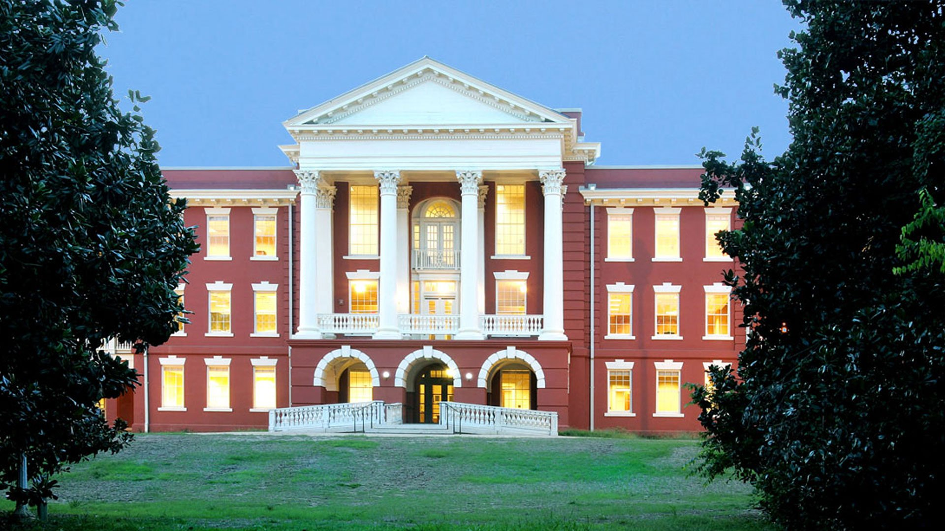SC School for the Deaf and the Blind, Walker Hall