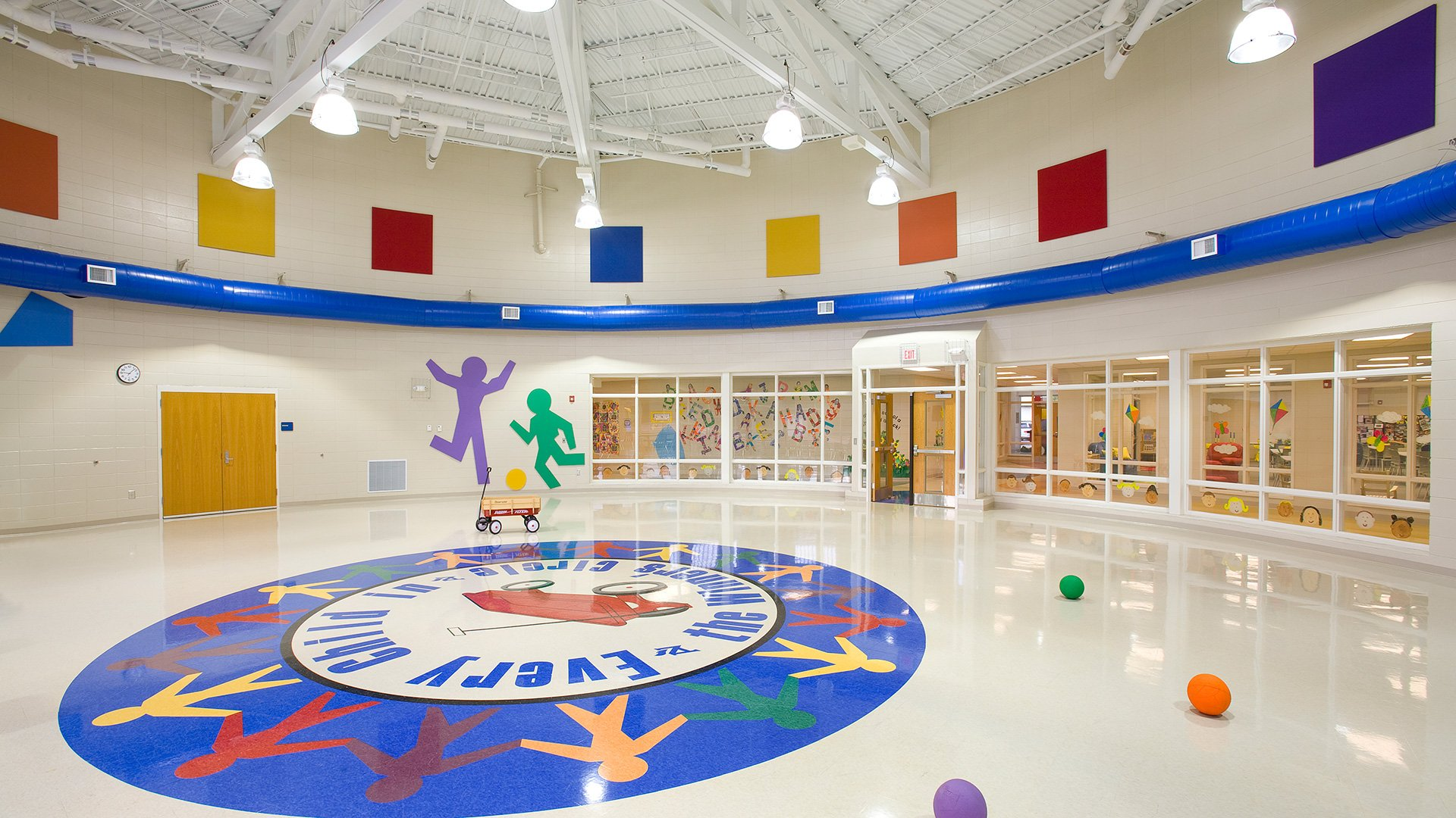 West Market Early Childhood & Education Center, Anderson School District 5