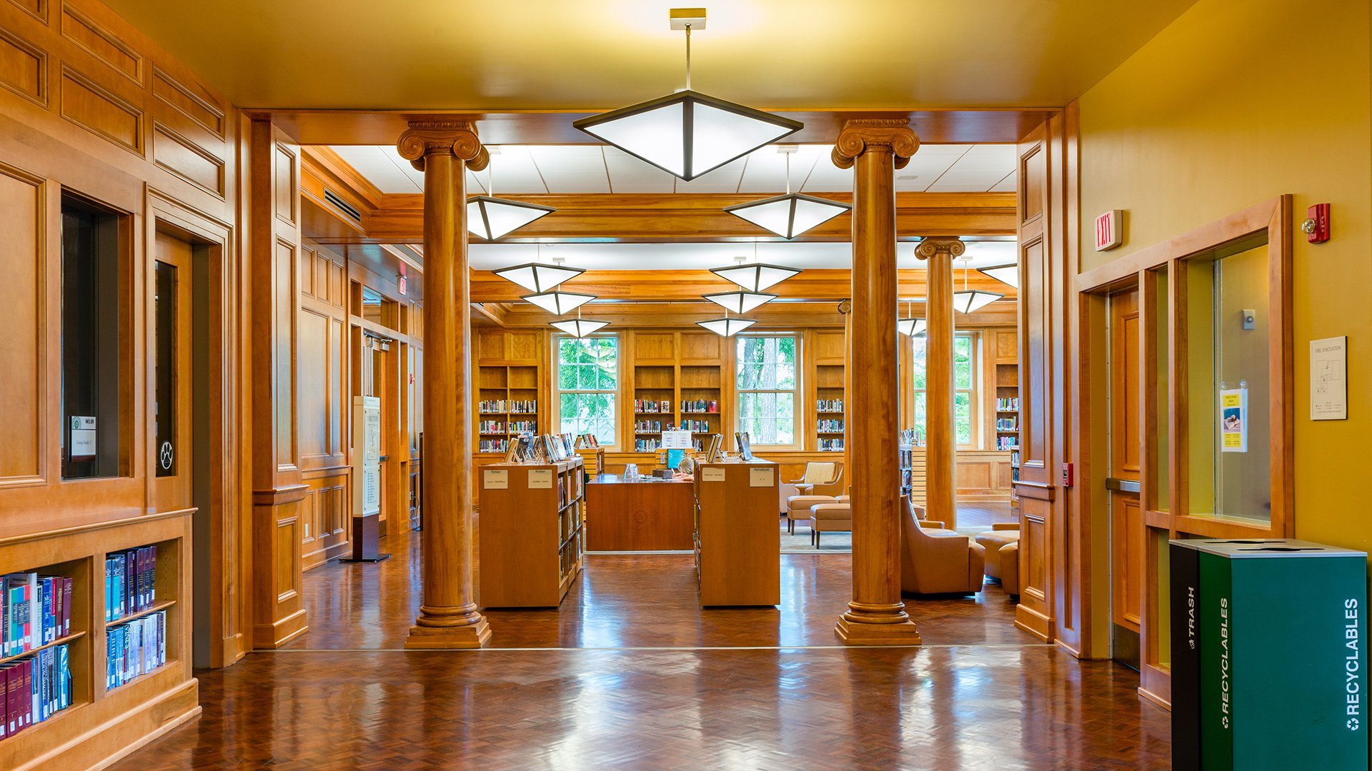 The Westminster Schools Libraries