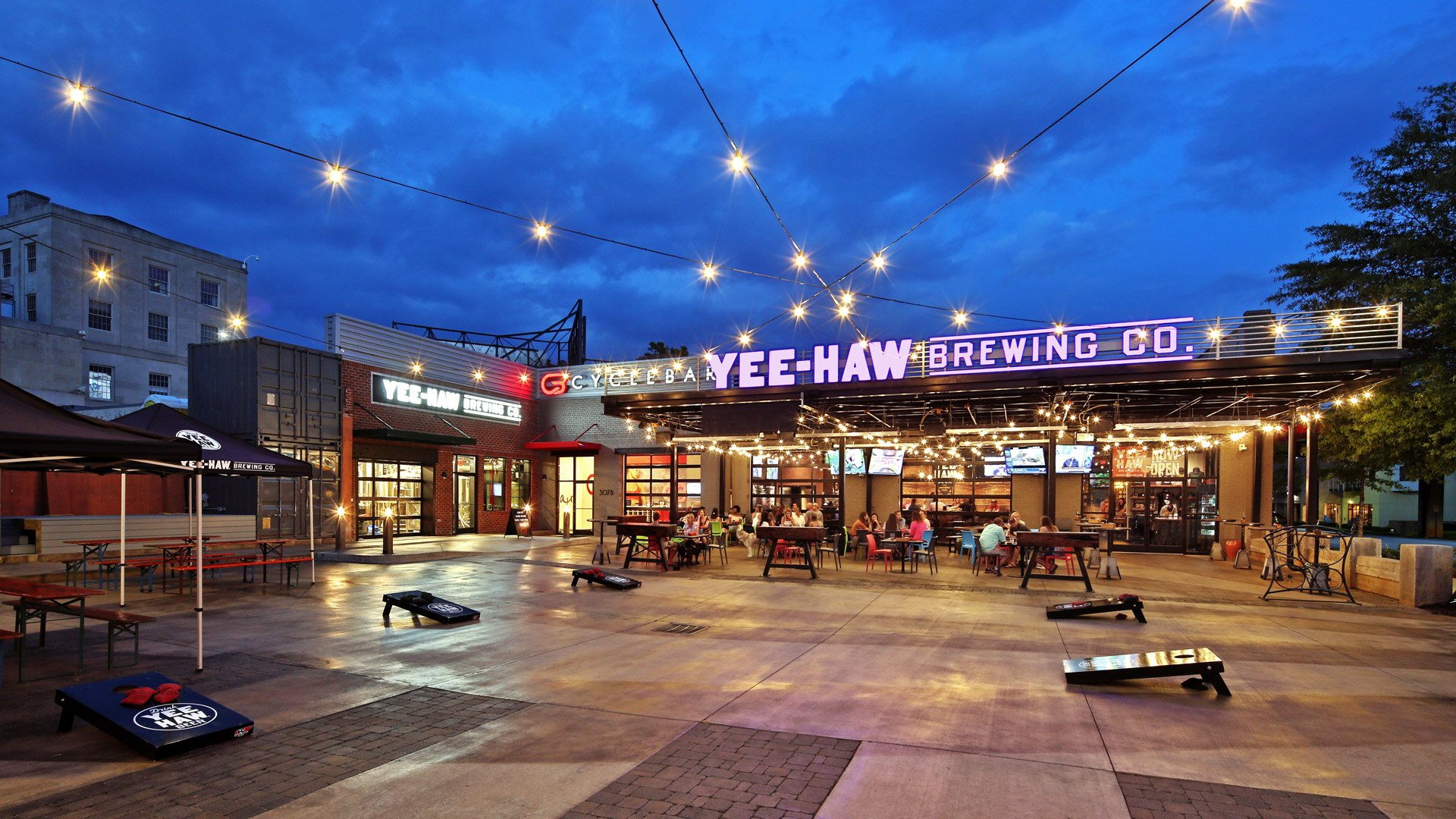 Yee-Haw Brewing Co. Restaurant + Taproom