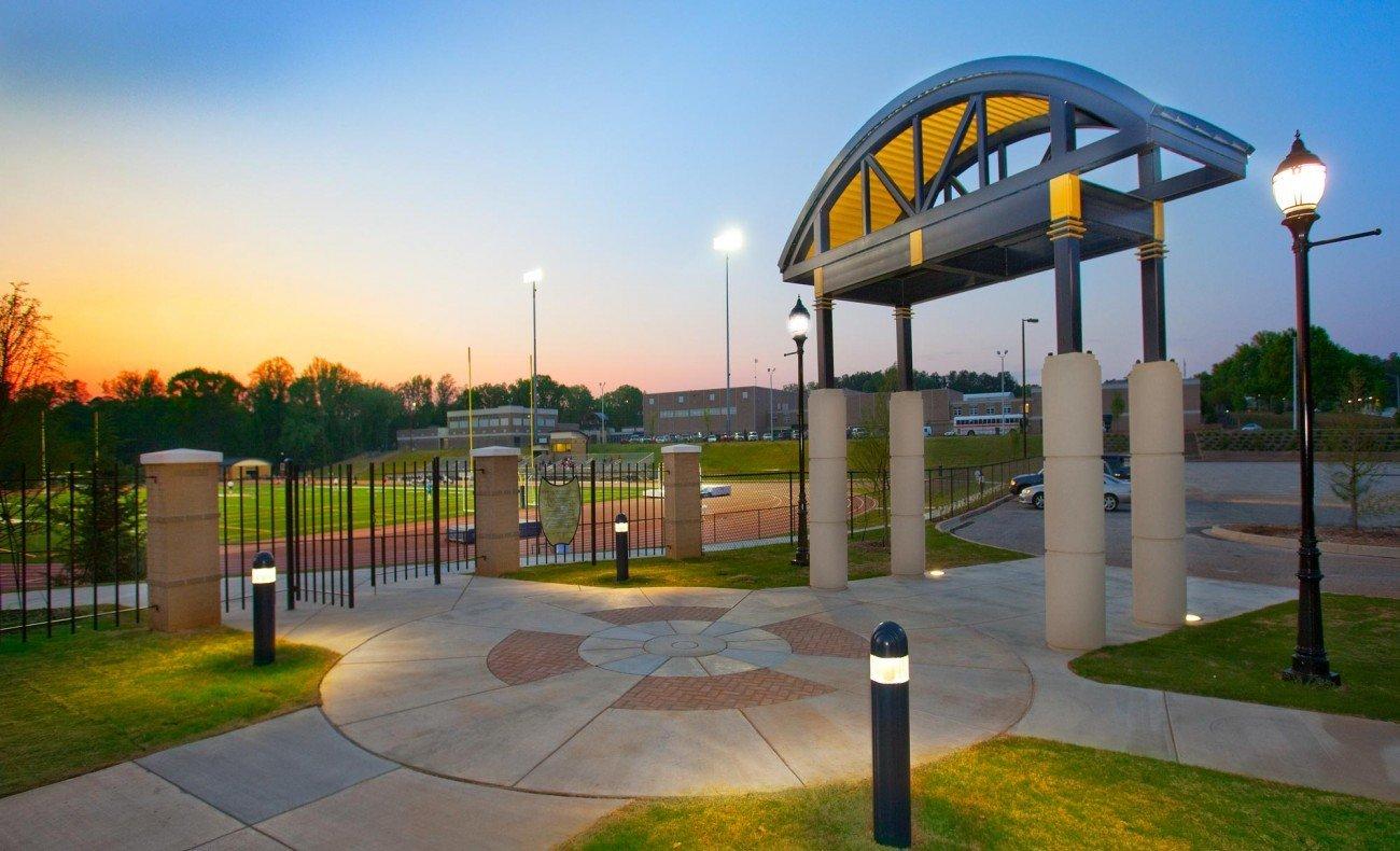 Vikings Athletic Complex, Spartanburg School District 7