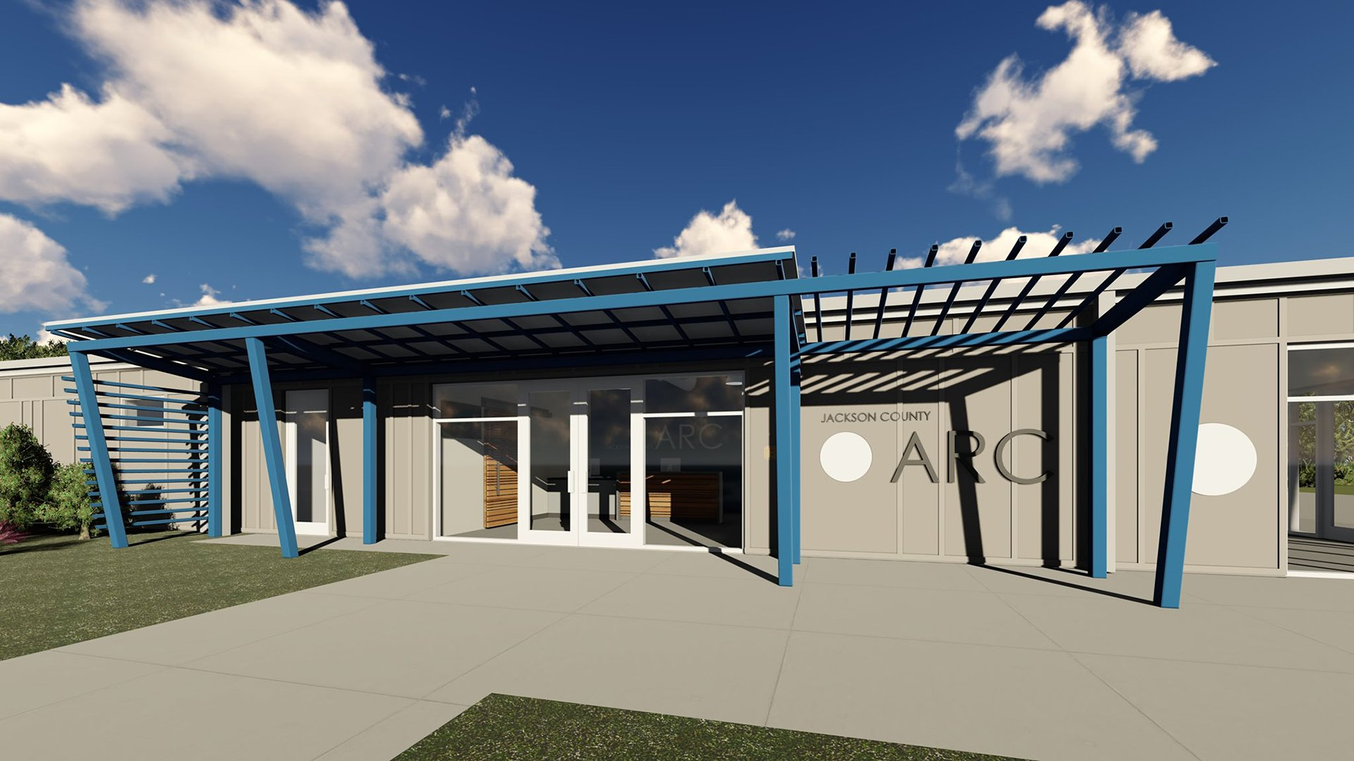 Jackson County's New Animal Shelter Going Up in Unique Location