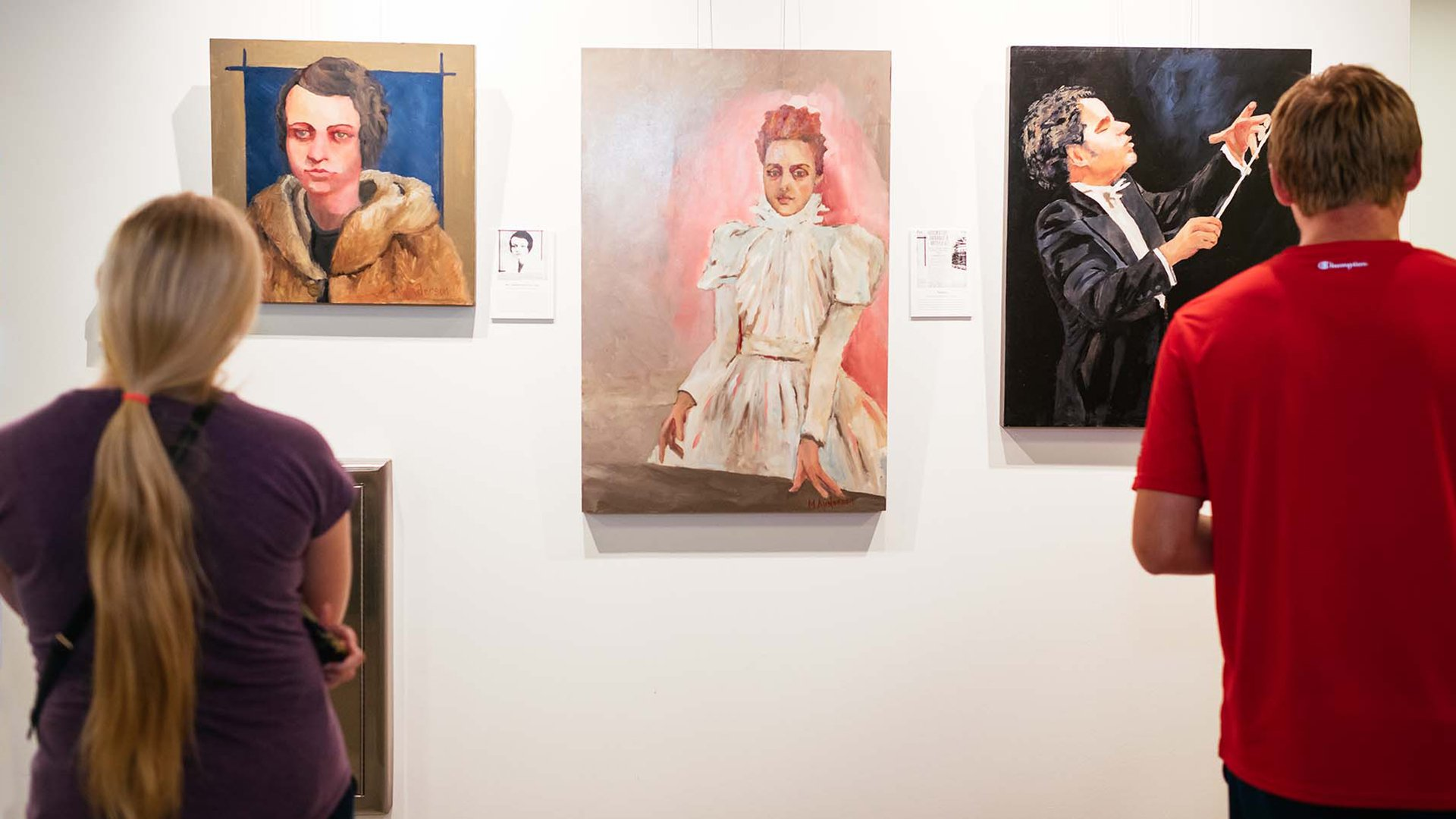 SIFT Gallery Reopens with Reception for Artist Melissa Anderson