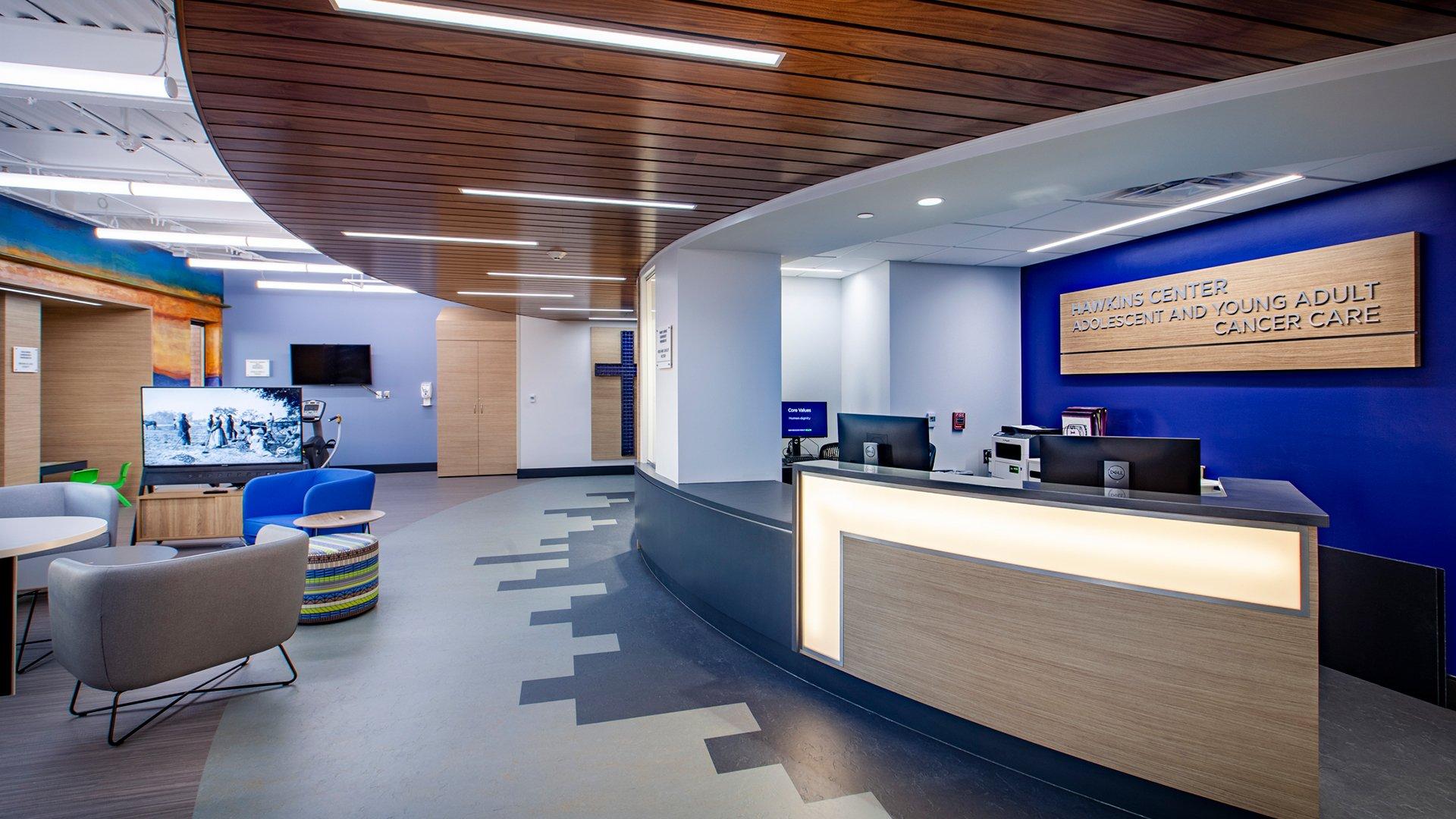 Healthcare Design Magazine Features Photo Tour of Bon Secours St. Francis AYA Center