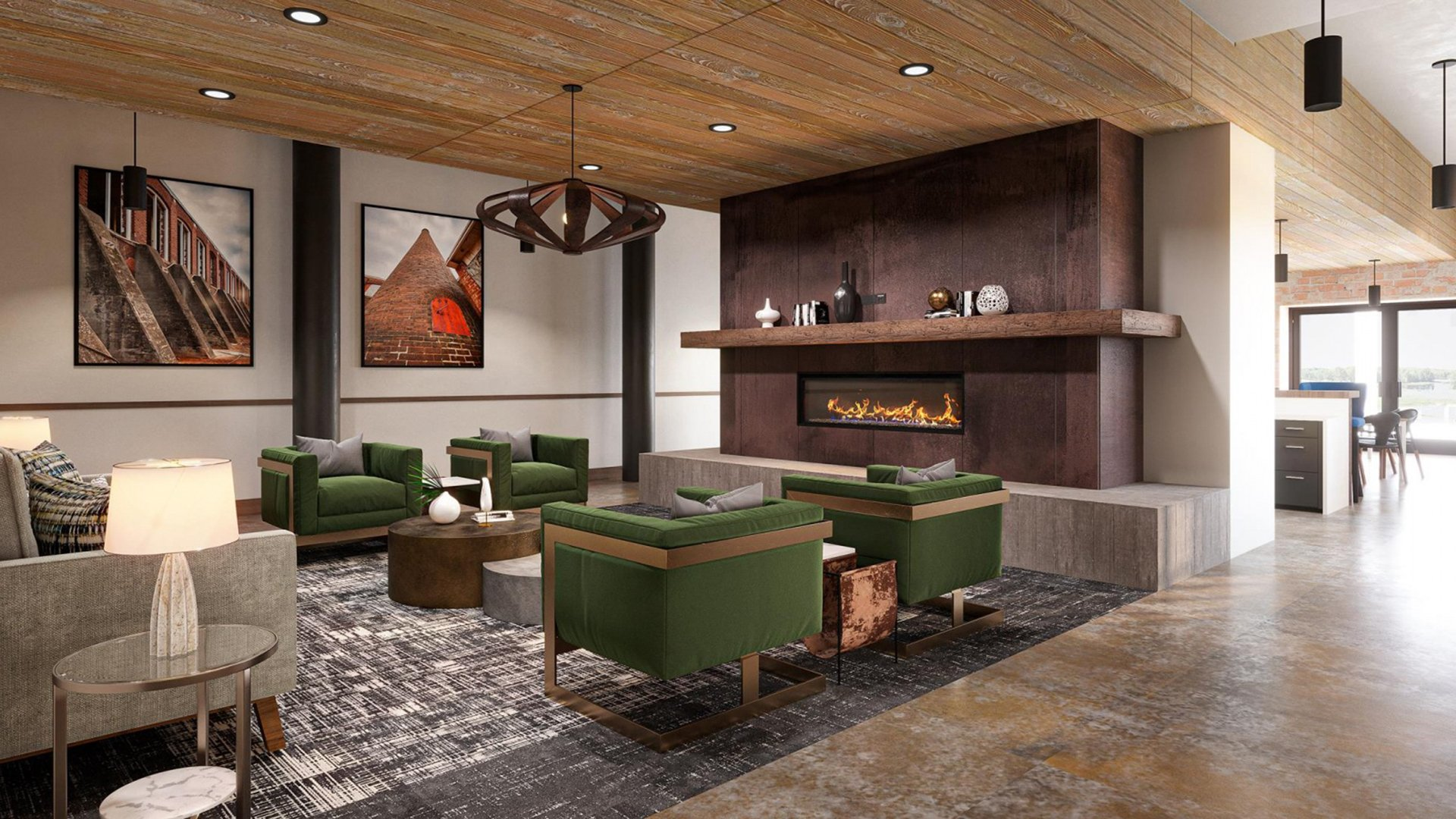 Judson Mill Lofts Now Leasing