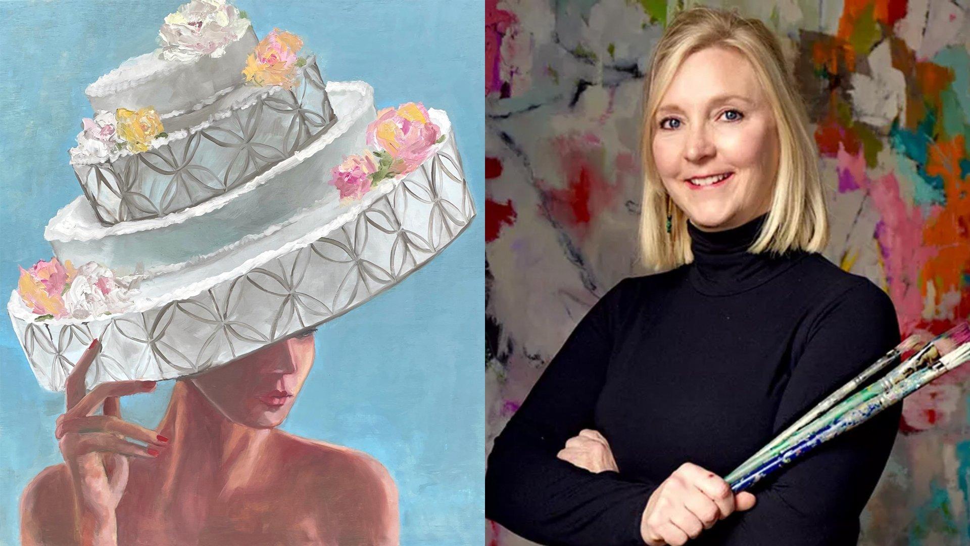 Meet Sift Gallery Artist: Melissa Anderson