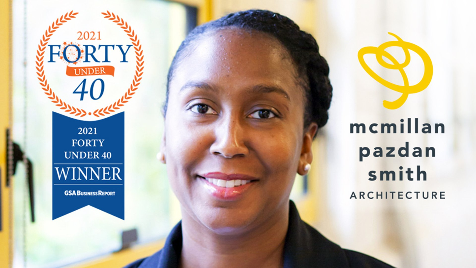 """Nicole Andrews, MPS VP of Human Resources Receives """"40 Under 40"""" Honor"""