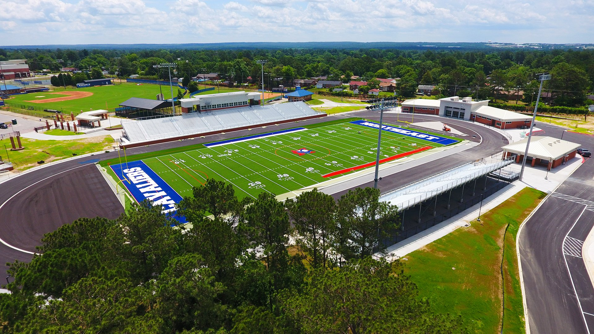 Richland 2 School District Ready to Kick Off in Two New Stadiums