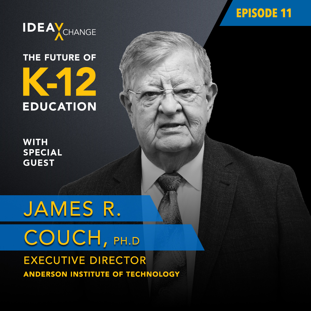 K12 Podcast Guest: James R. Couch