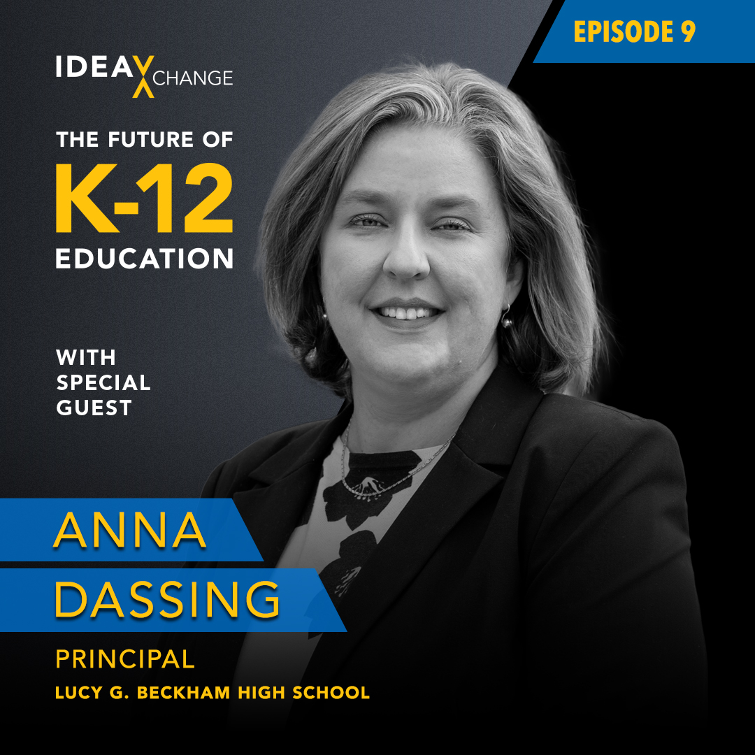 K12 Podcast Guest: Anna Dassing