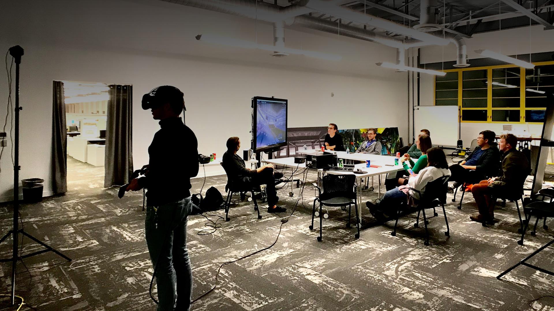Virtual Reality Design Technology