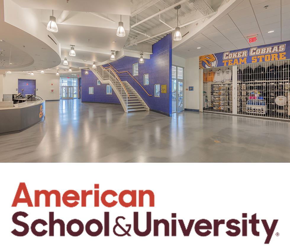 American School & University Magazine Article