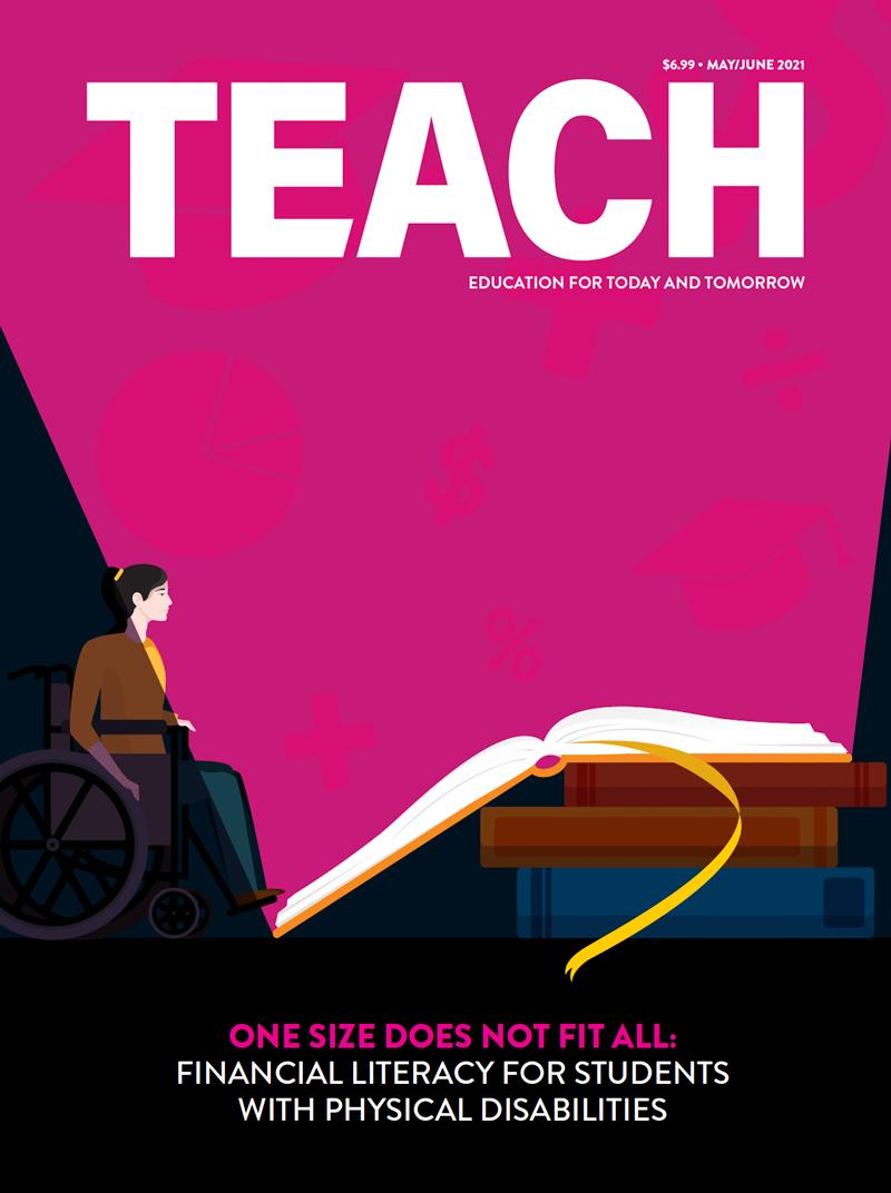 TEACH Magazine thumbnail for Finnish Education Design